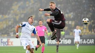 ЛЕ: Динамо сыграло вничью с Копенгагеном, непростая победа Арсенала