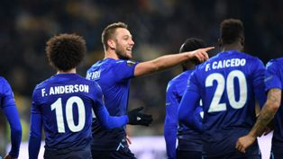 Лига Европы: Лацио уверенно побеждает Динамо, Зенит вылетает от Лейпцига