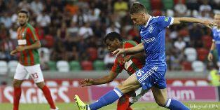 Лига Европы: Динамо уверенно проходит Маритиму. Вылет Аякса и Фенербахче