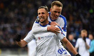 Лига Европы: Динамо проходит Олимпиакос, Ренн выбил Бетис