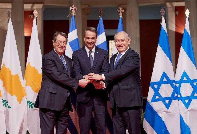 Проект EastMed: Израиль вытесняет РФ с газового рынка Европы