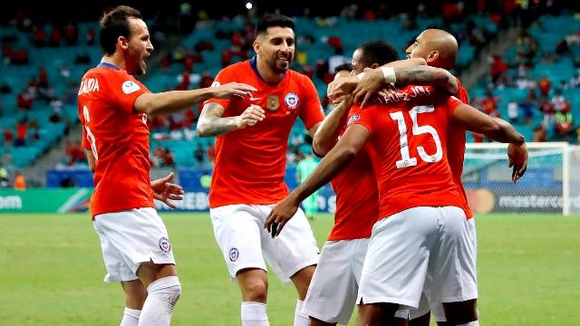 Copa America: гол Санчеса принес Чили победу над Эквадором