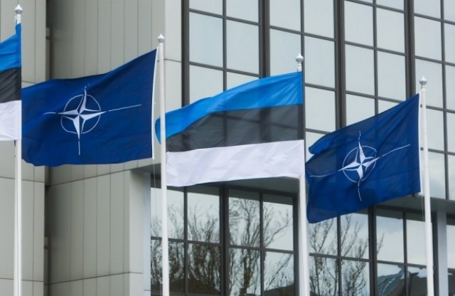Эстония - НАТО