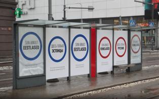В Эстонии разгорелся политический скандал из-за рекламы о русских