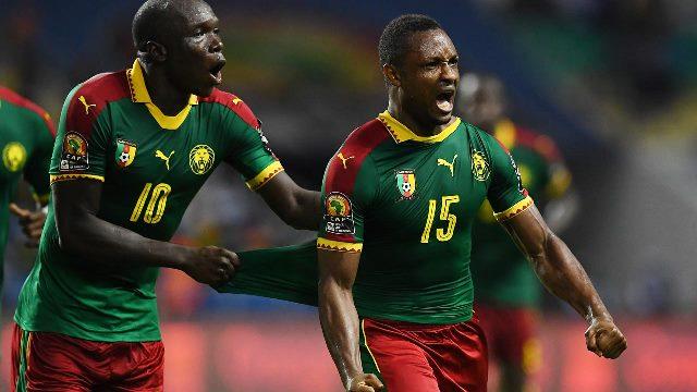 Египет - Камерун