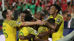 КАН-2019: ЮАР выбивает Египет, Нигерия обыграла Камерун