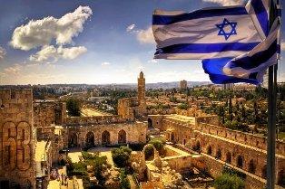 Туристический поток в Израиль из России вырос на 54%