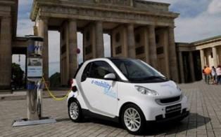 Германия предлагает ЕС к 2030 году полностью перейти на электромобили