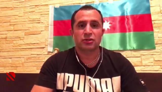 Украина выдала Азербайджану оппозиционного блогера накануне визита Зеленского