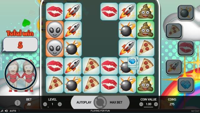 Щедрые смайлы: обзор игры Emoji Planet