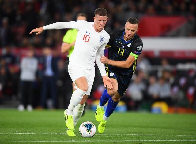 Евро-2020: Англия ставит на место Косово, Роналдо нокаутировал Литву