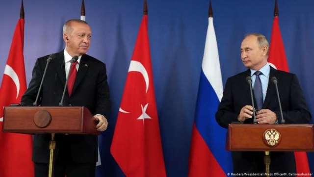 Война в Ливии: Эрдоган ставит Россию на место