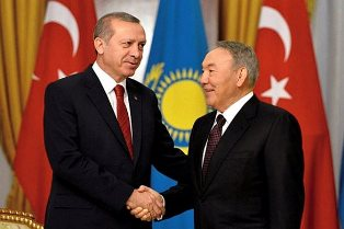 Эрдоган: для Турции перспективнее членство в ШОС чем в ЕС
