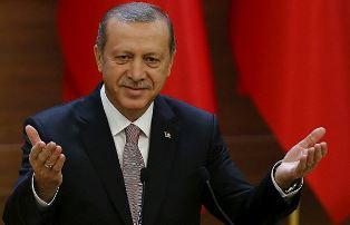 Эрдоган разморозил совместный с Россией проект Турецкий поток