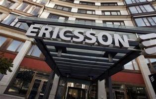 Акции компании Ericsson упали на 20%