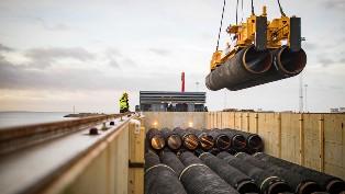 В ЕС ввели жесткие ограничения против Северного потока-2