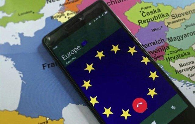 Роуминг в ЕС