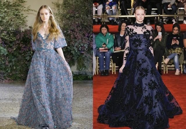 Вечерние платья: основные тренды весны-2019
