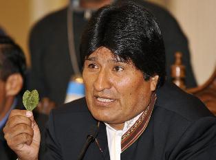 На третий срок. Президентские выборы в Боливии снова выиграл Эво Моралес