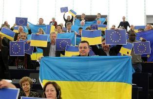 Европарламент отказался рассматривать введение безвизового режима с Украино ...