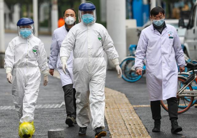 В Китае зафиксирована новая крупная вспышка коронавируса