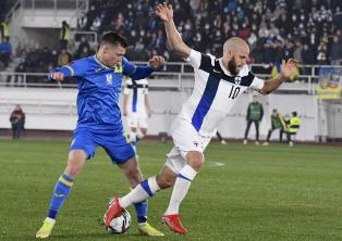 ЧМ-2022: первая победа Украины, Босния и Герцеговина разобралась с Казахста ...
