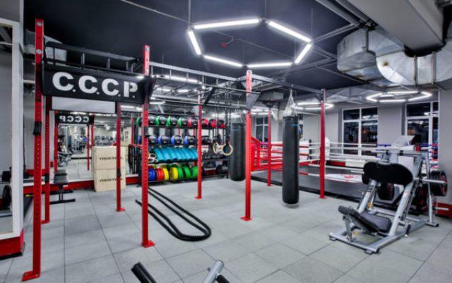 Фитнес-клуб СССР — комфортные тренировки рядом с домом