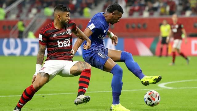 Клубный ЧМ: Фламенго в непростом матче добыл путевку в финал