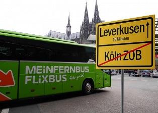 Крупнейший автобусный лоукостер в ЕС открывает рейсы в города Европы со Льв ...