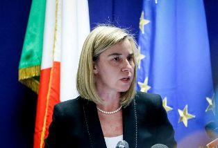 Соседи России надеются на НАТО, а Россия больше не партнер ЕС. Могерини мня ...