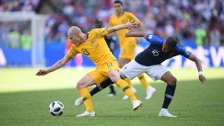 Франция - Австралия