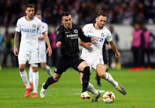 Лига Европы: Интер выстоял во Франкфурте, Вильярреал уничтожает Зенит