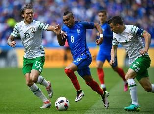 Евро-2016: Германия громит словаков, волевая победа Франции над Ирландией