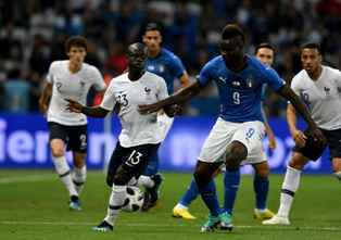 ТМ: Франция разобралась с Италией, Австралия разгромила Чехию