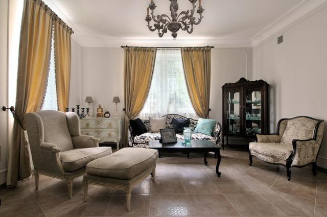 Французский стиль интерьера квартиры: преимущества и риски