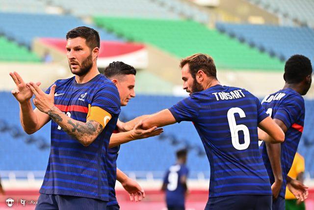 Футбол на ОИ: реабилитация Франции и Аргентины, волевая победа Испании