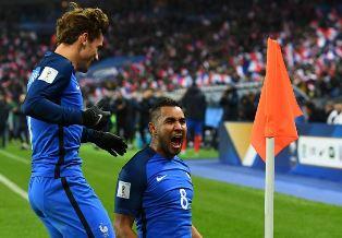 ЧМ-2018: Франция в напряженном матче переигрывает Швецию