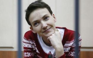 Reuters: россияне освободили Савченко в обмен на Александрова и Ерофеева
