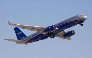 В Минск из Москвы прилетел самолет директора ФСБ Бортникова