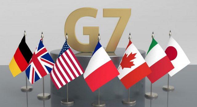 В G7 решили ввести налог 15% на прибыль для международных корпораций