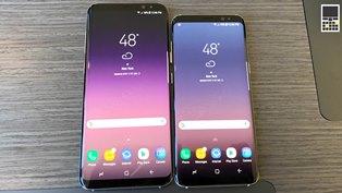 Больше не взрывается: чем порадовал новый Samsung Galaxy S8?