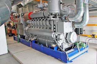 Газопоршневые электростанции: преимущества и особенности применения