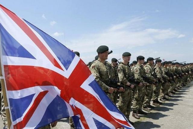 Глава Генштаба Великобритании назвал РФ опаснее ИГ и Аль-Каиды
