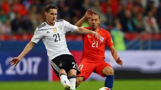 Кубок Конфедераций: ничья Германии и Чили