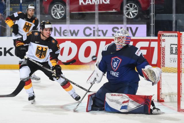 ЧМ по хоккею: Германия и Швейцария выходят в лидеры