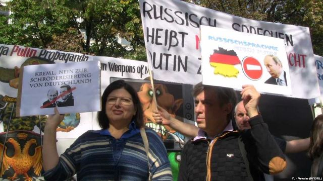 Русскоязычные жители Германии
