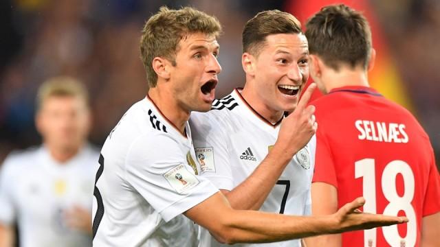 Германия - Норвегия