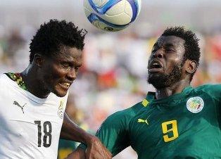 КАН-2015: Сенегал сенсационно обыгрывает Гану, непростая победа Алжира
