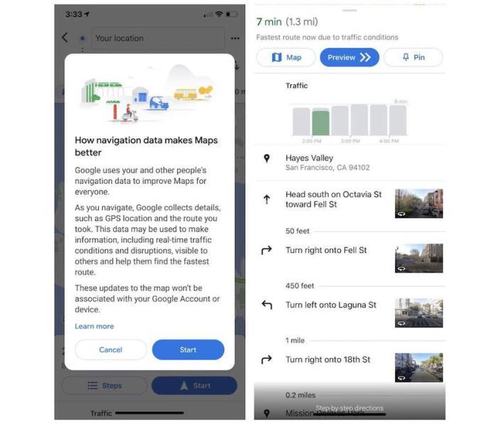 Google ограничит функционал навигации для поборников анонимности
