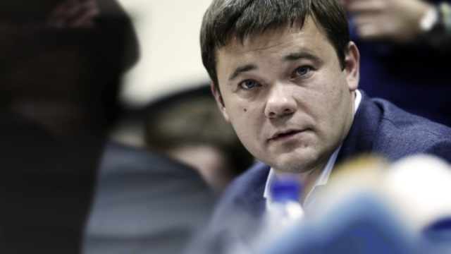 Глава Администрации Зеленского предложил сделать русский язык на Донбассе государственным